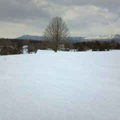 Photo taken at Creekside Angus by Stephen N. on 3/7/2013