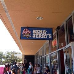 Photo taken at Ben & Jerry's by Lana J. on 4/8/2014