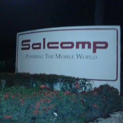 Photo taken at Salcomp Industrial by Hadley M. on 6/8/2014
