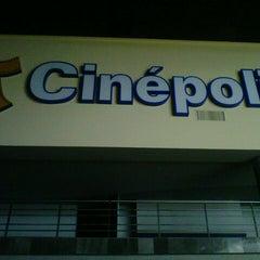 Photo taken at Cinépolis by GUSTAVO ADOLFO M. on 2/12/2013