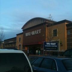 Photo taken at Walmart Supercenter by Cody F. on 4/7/2013