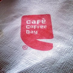 Photo taken at cafe coffee day by Nishant S. on 2/12/2014