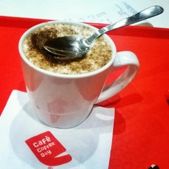 Photo taken at cafe coffee day by Nishant S. on 5/3/2014