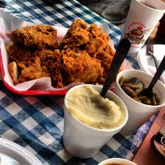 Photo taken at Champy's Famous Fried Chicken by Joe C. on 7/12/2013