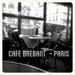 Photo taken at Le Brebant by Alexis L. on 12/17/2012
