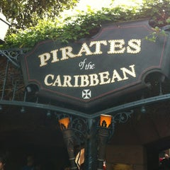 Photo taken at Pirates of the Caribbean by Jim R. on 10/6/2012