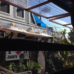 Photo taken at Cafe Jack by Jim R. on 7/4/2014