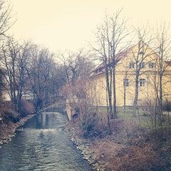Photo taken at Kampa by Merve İ. on 3/31/2013