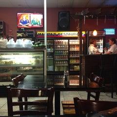 Photo taken at Macita's Restaurant & Bakery by Mónica R. on 11/21/2013