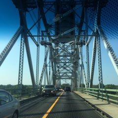 Photo taken at Burlington–Bristol Bridge by Stan E. on 7/28/2015
