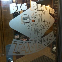 Photo taken at Big Beaver Tavern by Amy G. on 11/30/2012