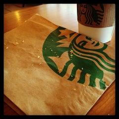 Photo taken at Starbucks by Ashley L. on 2/6/2013