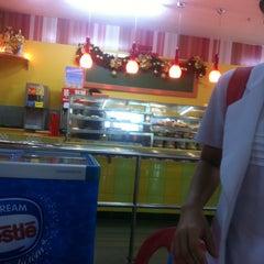 Photo taken at University of Visayas - GCM Library by John on 2/1/2013