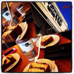 Photo taken at Caribou Coffee by Alaa S. on 9/22/2013
