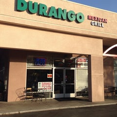 Photo taken at Durango Mexican Grill - Imperial by Akiko I. on 10/18/2013