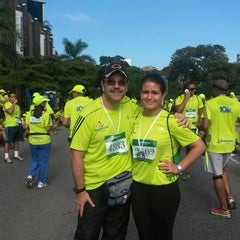 Photo taken at Ciudad Banesco by Jose P. on 10/26/2014