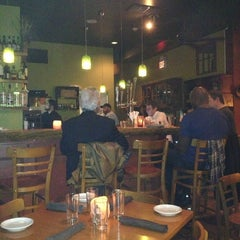 Photo taken at Sweet Grass Grill by Dru V. on 1/15/2013
