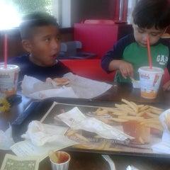 Photo taken at Burger King® by Rosa C. on 9/25/2013