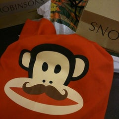Photo taken at The Paul Frank Store by William C. on 1/4/2014