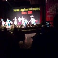 Photo taken at Kota Bandar Lampung by Miracle A. on 9/1/2015