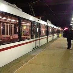 Photo taken at MetroLink - Grand Station by Steve P. on 11/30/2012