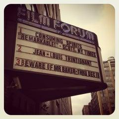 Photo taken at Film Forum by Rachel L. on 12/18/2012