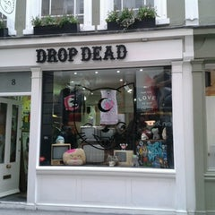 Photo taken at Drop Dead by Vickii R. on 4/27/2013