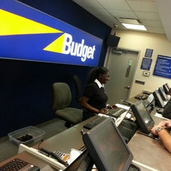 Photo taken at Budget Car Rental by Mike H. on 8/31/2013