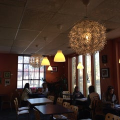 Photo taken at Espresso Royale by Joan F. on 4/22/2014