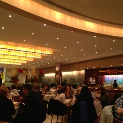 Photo taken at Brasserie 8 1/2 by Richard on 12/23/2012
