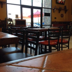 Photo taken at Cazadores Mexican Food by Cindy B. on 8/28/2015