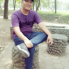 Photo taken at Lapangan Tegalega by Rizal D. on 9/19/2014