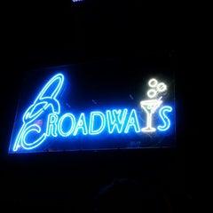 Photo taken at Broadway's by david v. on 10/9/2014