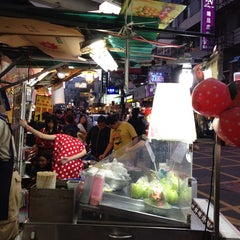 Photo taken at 東海別墅夜市 by How wen L. on 9/29/2013