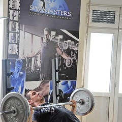 Photo taken at Spin Masters Gym by Spin Masters Gym on 9/26/2013