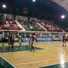 Photo taken at Club Atlético Aguada by Gonzalo Q. on 10/16/2014