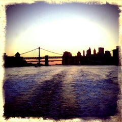 Photo taken at Gray Line New York Sightseeing Cruises - Pier 78 by Jen J. on 9/30/2013
