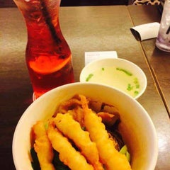 Photo taken at Noodle Station SACC by Eizrie O. on 6/5/2015