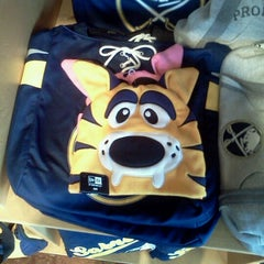 Photo taken at The Sabres Store by Chrissie O. on 10/19/2012
