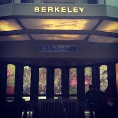Photo taken at Downtown Berkeley BART Station by Zignat A. on 8/23/2013