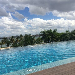 Photo taken at Dar Es Salaam by Tugce P. on 4/8/2015