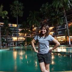 Photo taken at Pattawia Resort and Spa by zinezatato on 6/24/2015