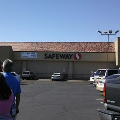 Photo taken at Safeway by Christopher G. on 10/20/2013