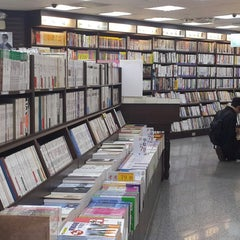 Photo taken at 政大書城 Cheng Da Bookstore by Boonsueb S. on 1/16/2014