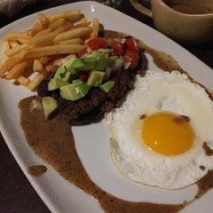 Photo taken at Kakatua Café by Tjong K. on 8/12/2015