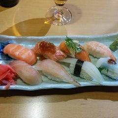 Photo taken at Ichiban Sushi by Alexander G. on 10/17/2014