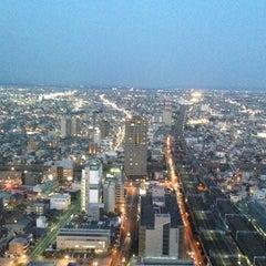 Photo taken at オークラ アクトシティホテル浜松 (Okura Act City Hotel Hamamatsu) by tsukkasa on 3/13/2015