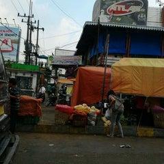 Photo taken at Pasar Lawang by Yudha S. on 4/11/2012