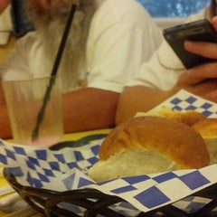 Photo taken at Polly's Pies - Norco by Nick F. on 10/27/2013