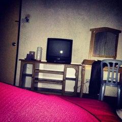 Photo taken at Hotel Kerteh Indah by Farhan Y. on 3/7/2013